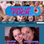 Promo Wakeup N Fuck