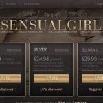 Sensualgirl With Bitcoin