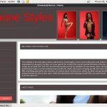 Simonestylesxxx.modelcentro.com Bankeinzug