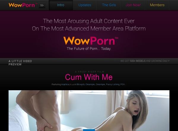 Wow Porn Xxx